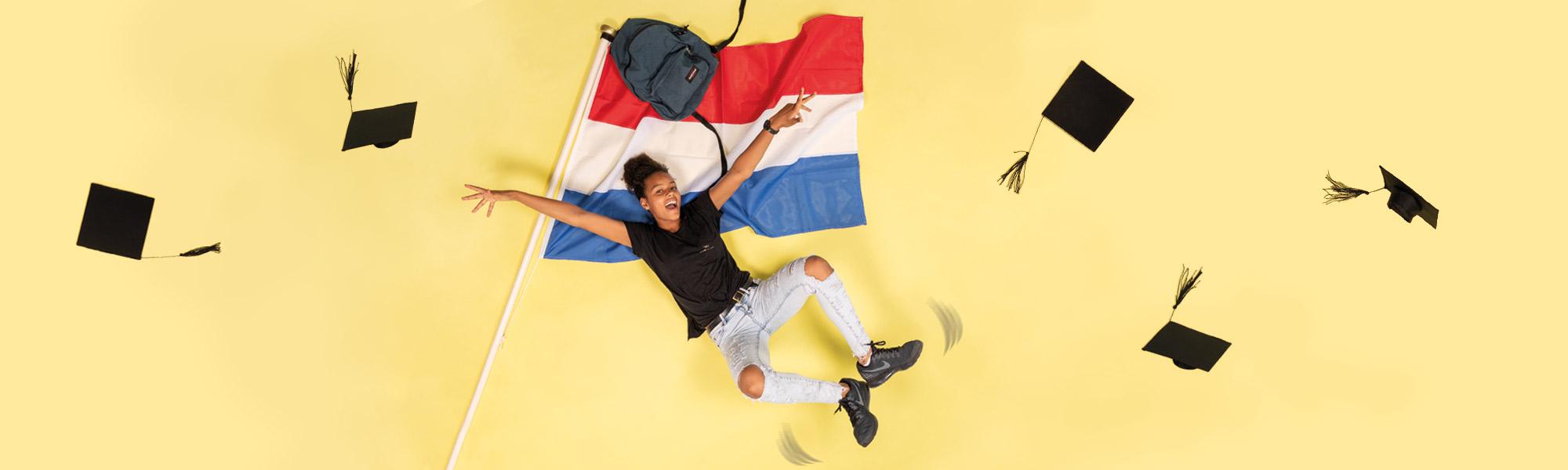 Genoeg Geslaagd cadeau | Pluimen.nl #DT65