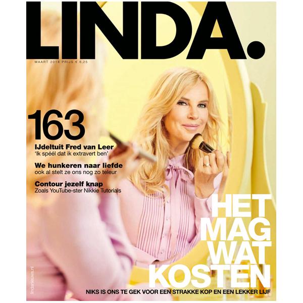 Abonnement Op Het Tijdschrift Linda
