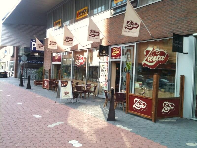 Ziësta Bbq Restaurant In Hengelo