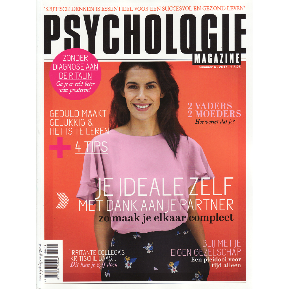 Psychologie Magazine Cadeau Geven