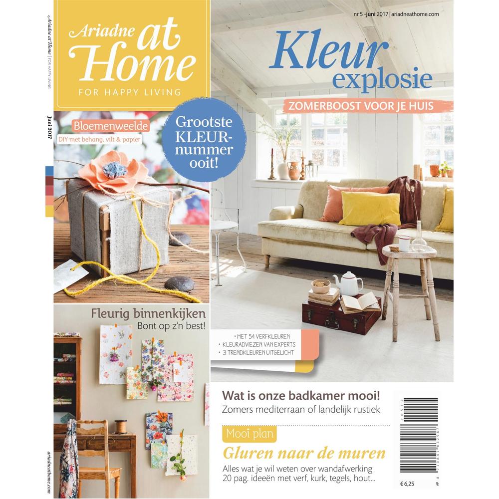 Tijdschrift ariadne at home for Sanoma abonnement