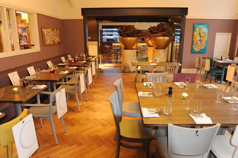 Color Kitchen Utrecht.Restaurant The Colour Kitchen Zuilen In Utrecht