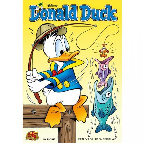 abonnement op het tijdschrift donald duck